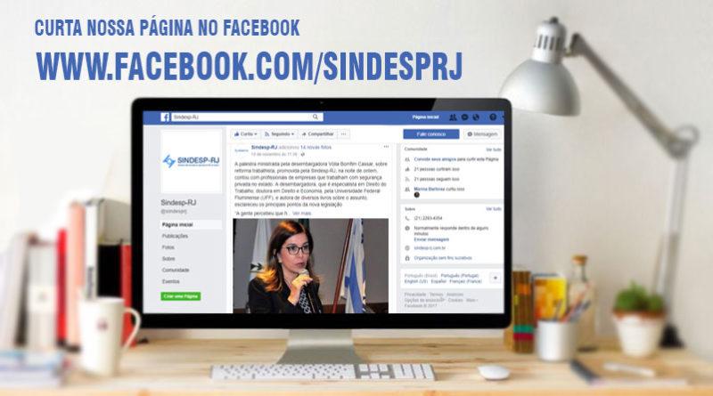 Mais um canal de notícias para você! Curta nossa página no facebook.