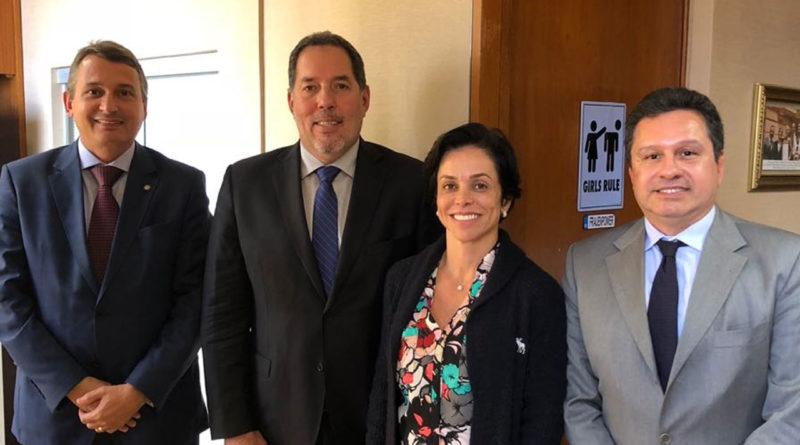 Presidente do Sindesp-Rj em Brasília para buscar apoio à Reforma Tributária