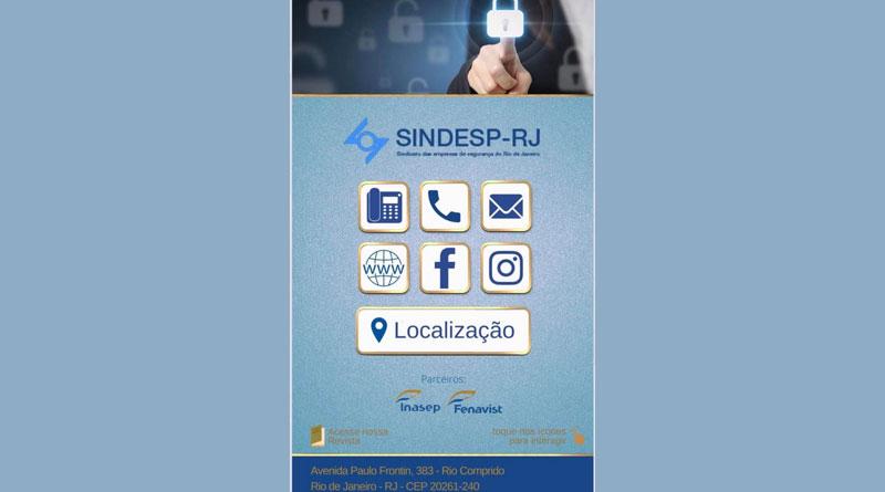 SINDESP-RJ lança Cartão Digital Interativo