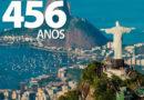 Rio de Janeiro 456 anos